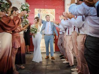 Le mariage de Melissa et Nick