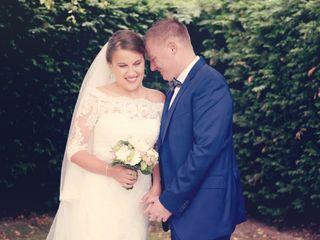 Le mariage de Thomas et maria et Cartigny 1
