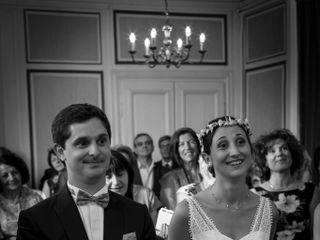 Le mariage de Nina et Alexandre 1