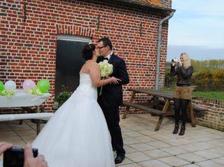 Le mariage de Amélie et Gaetan