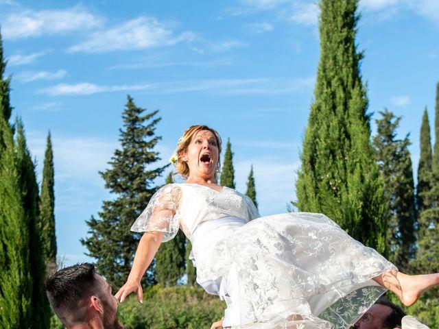Le mariage de Guillaume et Laëtitia à Palaja, Aude 23