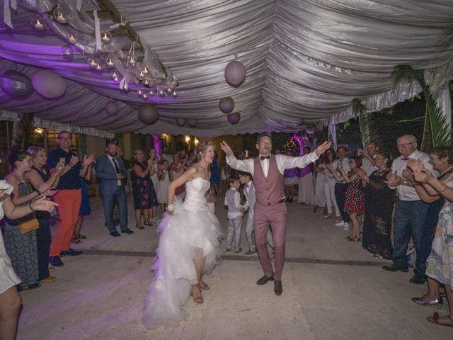 Le mariage de Martial et Christelle à Carqueiranne, Var 11