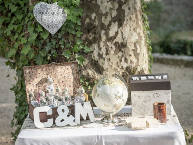 Le mariage de Martial et Christelle à Carqueiranne, Var 14