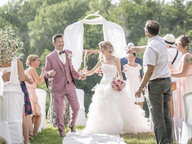 Le mariage de Martial et Christelle à Carqueiranne, Var 15