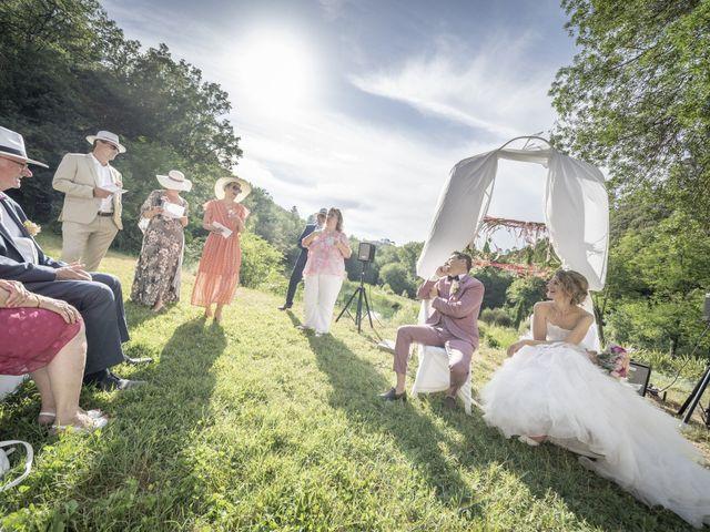 Le mariage de Martial et Christelle à Carqueiranne, Var 18