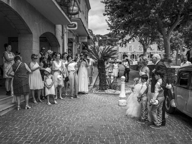 Le mariage de Martial et Christelle à Carqueiranne, Var 21