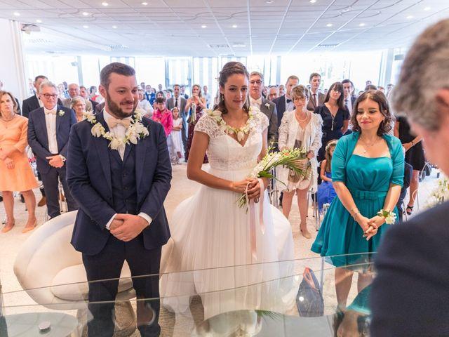 Le mariage de Jean-Christophe et Aurélia à La Baule-Escoublac, Loire Atlantique 65