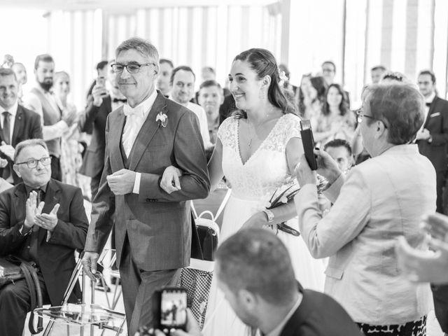 Le mariage de Jean-Christophe et Aurélia à La Baule-Escoublac, Loire Atlantique 94