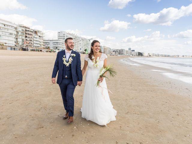 Le mariage de Jean-Christophe et Aurélia à La Baule-Escoublac, Loire Atlantique 130