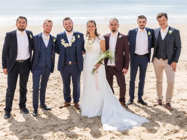 Le mariage de Jean-Christophe et Aurélia à La Baule-Escoublac, Loire Atlantique 152