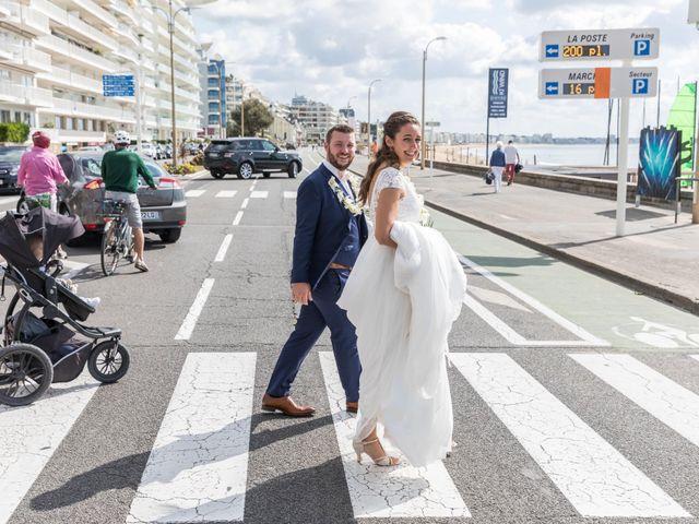 Le mariage de Jean-Christophe et Aurélia à La Baule-Escoublac, Loire Atlantique 179