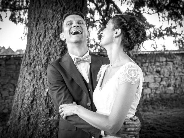 Le mariage de Cédric et Camille à Argentat, Corrèze 7