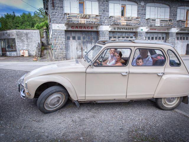 Le mariage de Cédric et Camille à Argentat, Corrèze 9