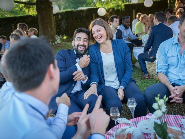Le mariage de Cédric et Camille à Argentat, Corrèze 11