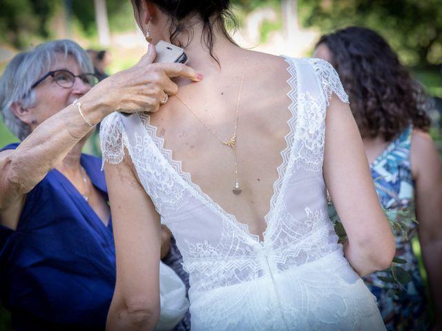 Le mariage de Cédric et Camille à Argentat, Corrèze 14