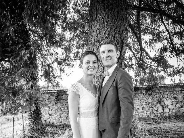 Le mariage de Cédric et Camille à Argentat, Corrèze 23