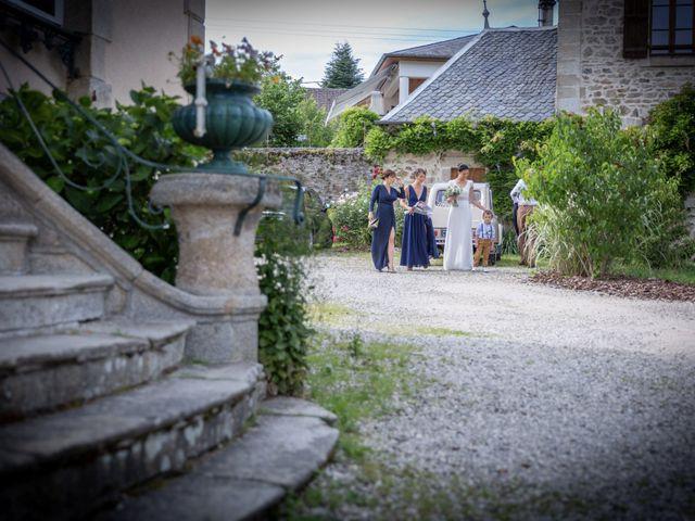 Le mariage de Cédric et Camille à Argentat, Corrèze 24