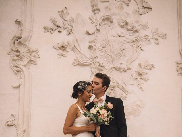 Le mariage de Tristan et Esther à Dijon, Côte d'Or 4