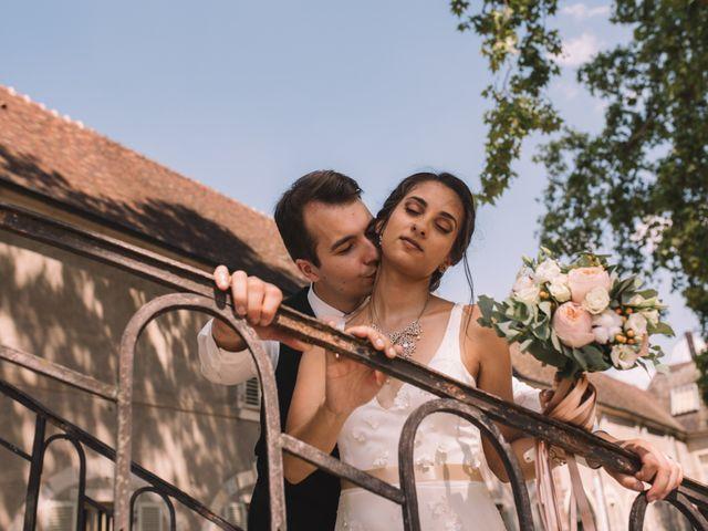 Le mariage de Tristan et Esther à Dijon, Côte d'Or 23