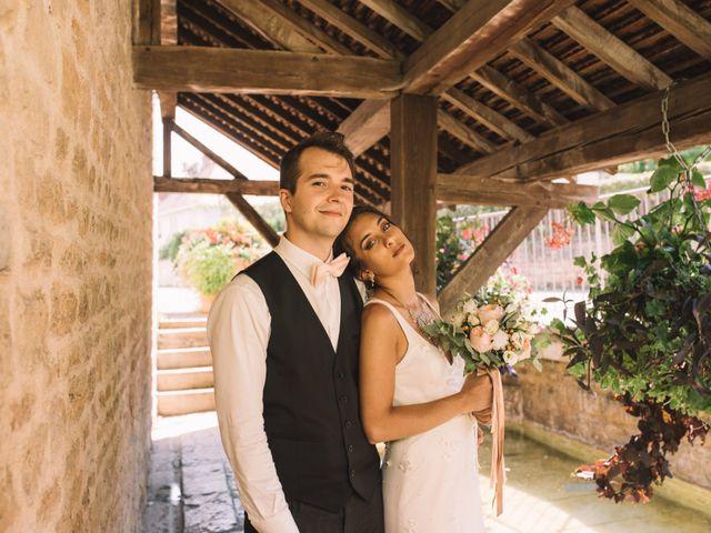 Le mariage de Tristan et Esther à Dijon, Côte d'Or 24