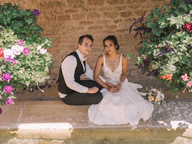 Le mariage de Tristan et Esther à Dijon, Côte d'Or 25