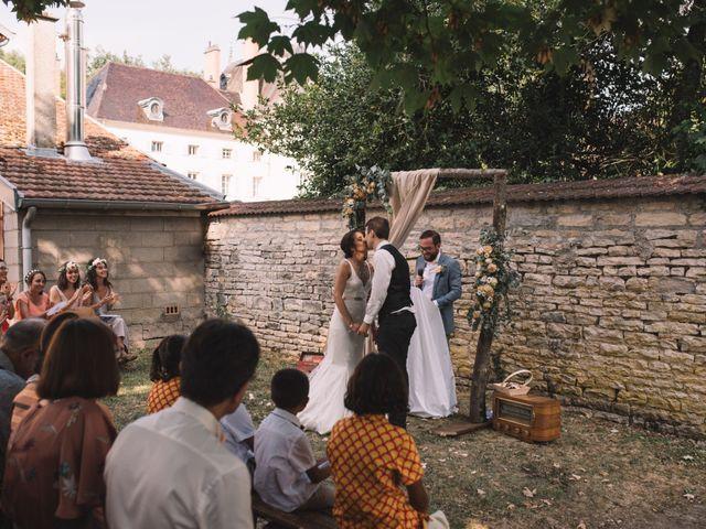 Le mariage de Tristan et Esther à Dijon, Côte d'Or 47