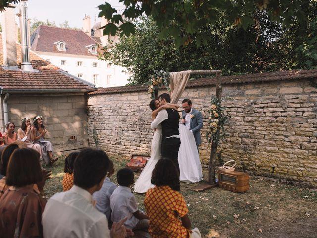 Le mariage de Tristan et Esther à Dijon, Côte d'Or 48