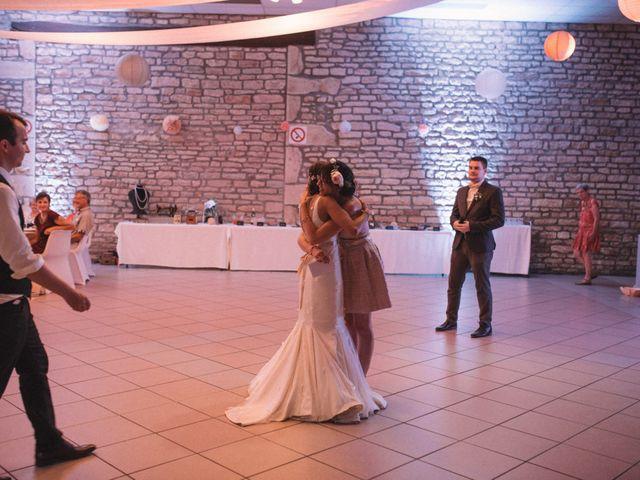 Le mariage de Tristan et Esther à Dijon, Côte d'Or 81