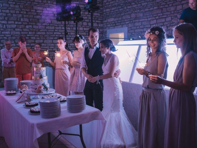 Le mariage de Tristan et Esther à Dijon, Côte d'Or 88
