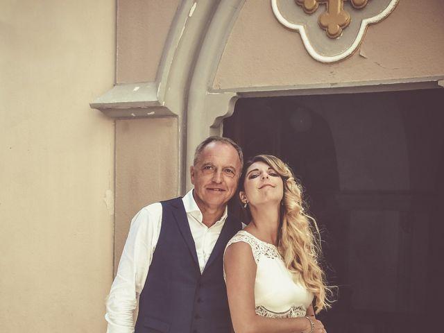 Le mariage de Nick et Melissa à Bonifacio, Corse 4