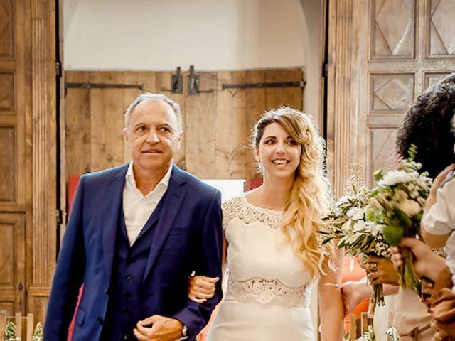 Le mariage de Nick et Melissa à Bonifacio, Corse 7