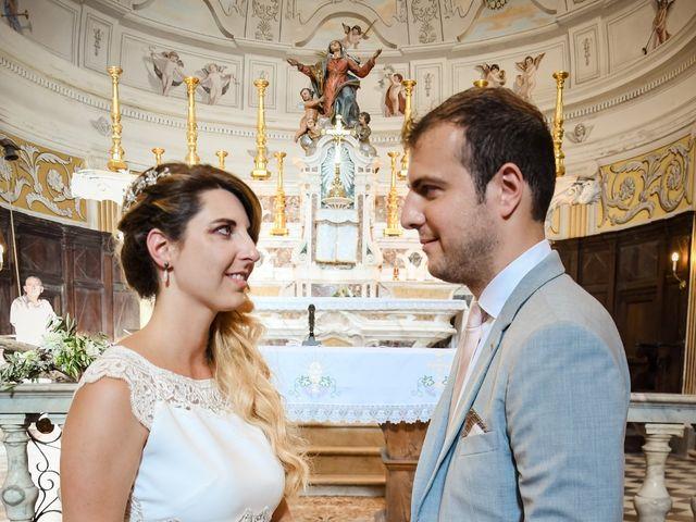 Le mariage de Nick et Melissa à Bonifacio, Corse 9