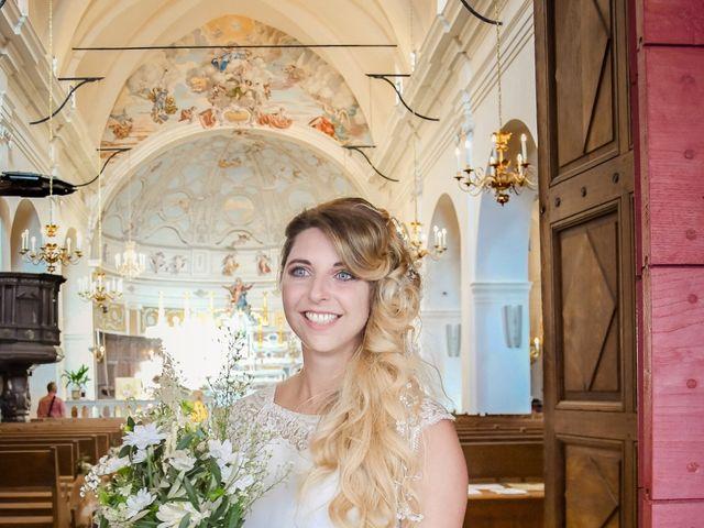 Le mariage de Nick et Melissa à Bonifacio, Corse 13