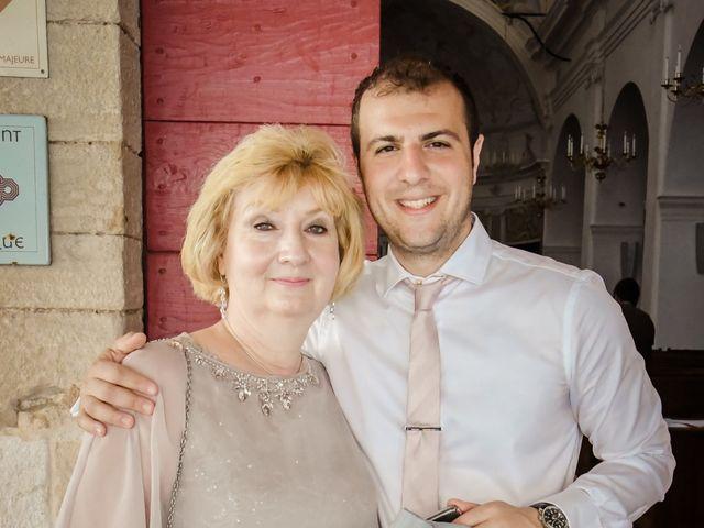 Le mariage de Nick et Melissa à Bonifacio, Corse 15