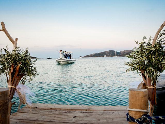 Le mariage de Nick et Melissa à Bonifacio, Corse 21