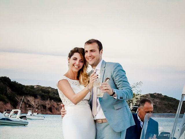 Le mariage de Nick et Melissa à Bonifacio, Corse 22