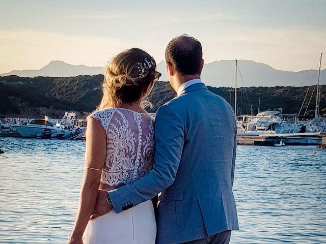 Le mariage de Nick et Melissa à Bonifacio, Corse 25