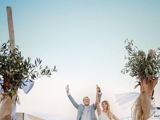 Le mariage de Nick et Melissa à Bonifacio, Corse 26