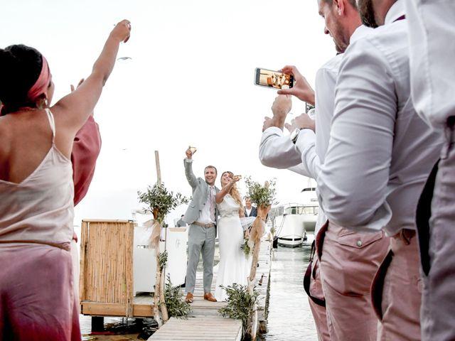 Le mariage de Nick et Melissa à Bonifacio, Corse 27