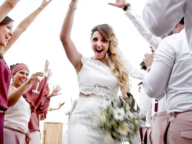Le mariage de Nick et Melissa à Bonifacio, Corse 28