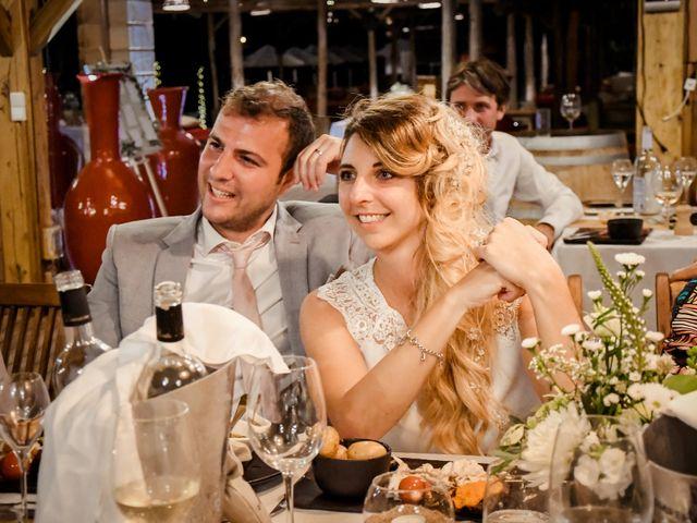 Le mariage de Nick et Melissa à Bonifacio, Corse 31