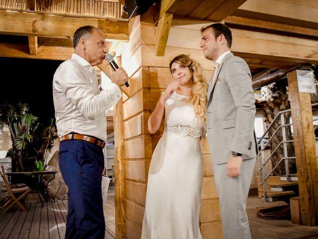 Le mariage de Nick et Melissa à Bonifacio, Corse 32