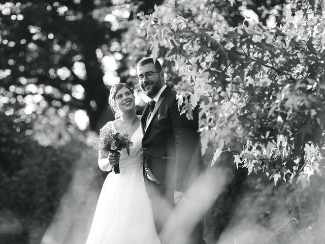 Le mariage de Guillaume et Lauriane à Michelbach, Haut Rhin 1