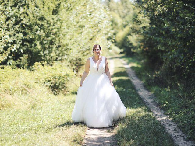 Le mariage de Guillaume et Lauriane à Michelbach, Haut Rhin 4