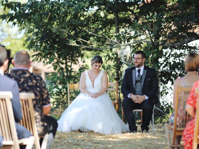 Le mariage de Guillaume et Lauriane à Michelbach, Haut Rhin 14