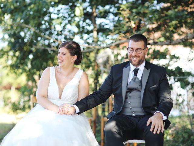 Le mariage de Guillaume et Lauriane à Michelbach, Haut Rhin 15