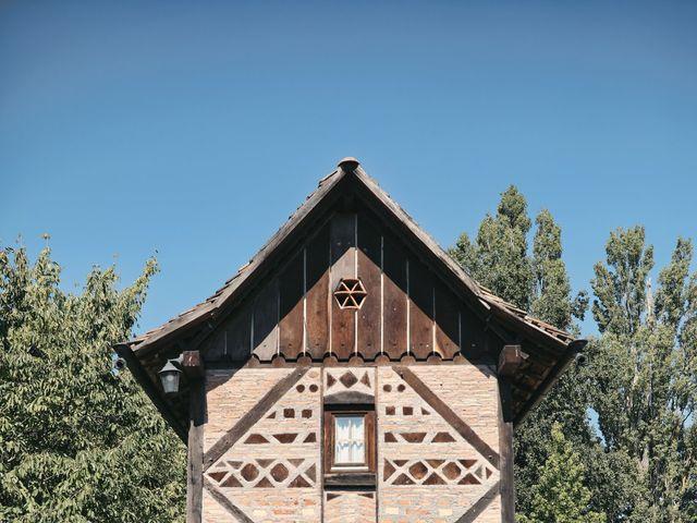 Le mariage de Guillaume et Lauriane à Michelbach, Haut Rhin 18