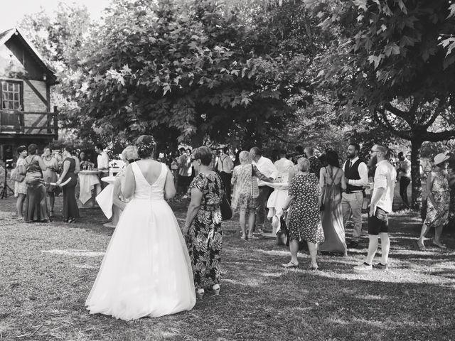 Le mariage de Guillaume et Lauriane à Michelbach, Haut Rhin 26