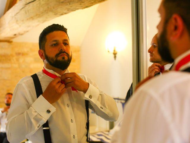 Le mariage de Mehdi et Marie Laure à Saint-Lager, Rhône 2
