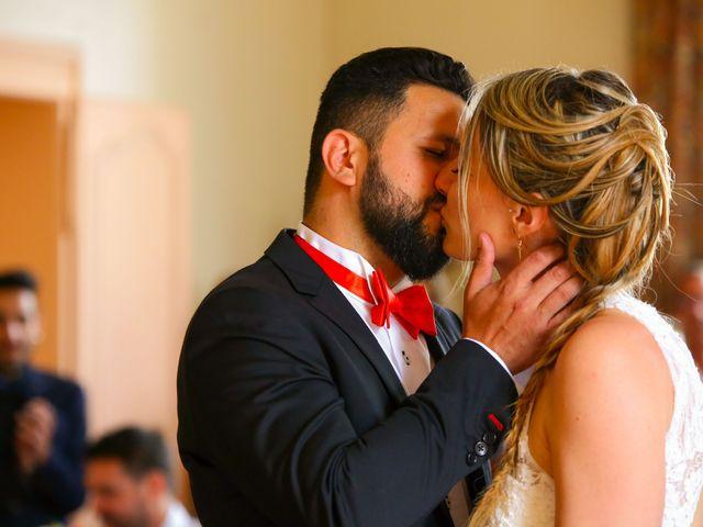 Le mariage de Mehdi et Marie Laure à Saint-Lager, Rhône 20